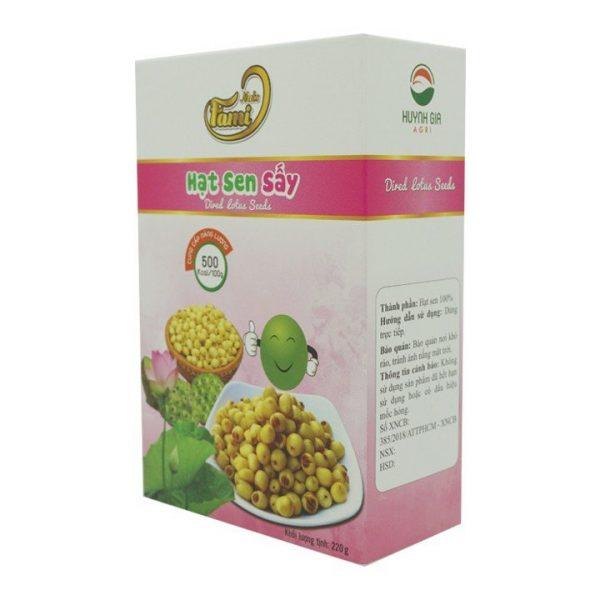 Dry-Lotus-Seeds-Paper-Box